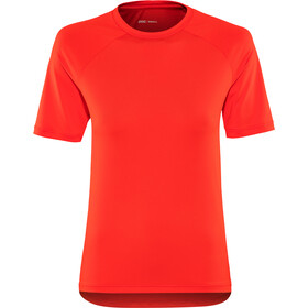 POC Essential MTB T-Shirt Damen prismane red